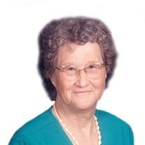 Audrey Elgene Anderson