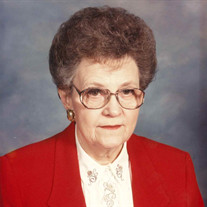 "Elizabeth ""Betty"" Ann Nelson"