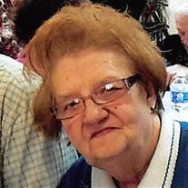 Margaret  L Brown