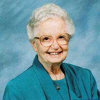 """Mary E. """"Betty"""" Kephart"""
