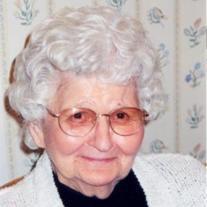 Lois Maxine Wallace
