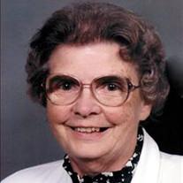 Ruth Colleen Sunderman