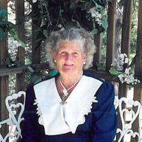 Mrs. Doris Bennett Sears