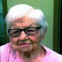 Maude Reah Kleffman