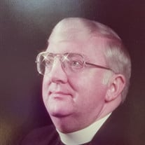 Reverend William Marquand deHeyman