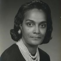 Mrs. Carrie Bell Davis  Thompson