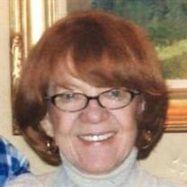 Claudia M Crosland