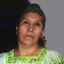 Juana  Zapeta Castro