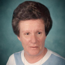 Mary  Frances Crews Blackmon