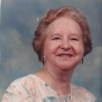 Melba June Towery Tipton