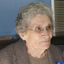 Sarah Pauline Bartley Adams