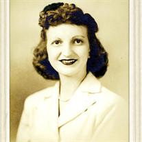 Patsy Jane Worthington