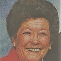 "Mrs. Evelyn """"Cricket"" Sealy Jones"