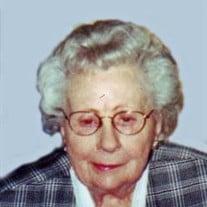 Marion A. Jordan