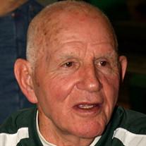 Coach Leon McCoy