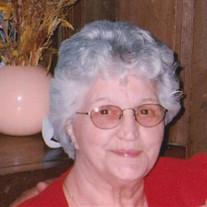 Edna Mae Van Weelden