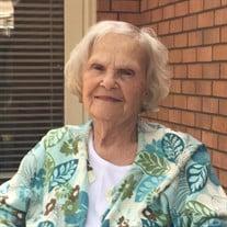 Mrs. Margaret Sue Johnston