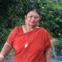 "Jasoda ""Dadi/Nani"" Mati Singh"