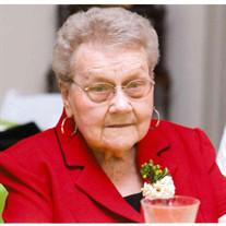 Mrs. Nola Milner Ellis