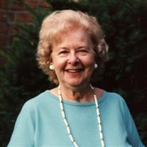 Margaret Thomas Hackett
