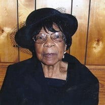 "Mrs. Victoria ""Sug"" Washington Rivers"