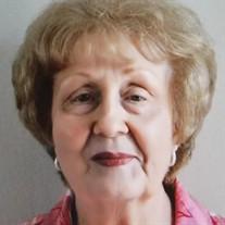Patsy Jean (Stewart) Alford