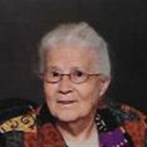 Mrs. Ethel VonCannon