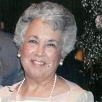 Mrs Josephine Nicholson