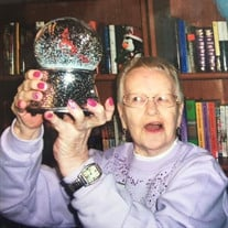 Patricia June Stafford