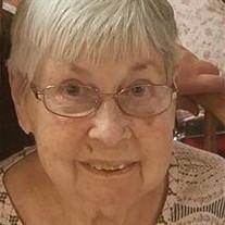 Martha G. Lambert
