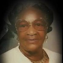 Mrs. Minnie Gadson