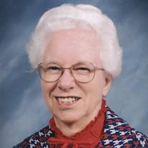 Blanche Eleanor Richter