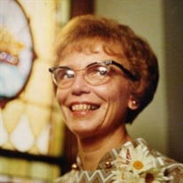 Elizabeth F. Stutzman