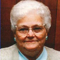 Thelma Irene Ficken