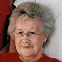 Hazel V. McAnulty