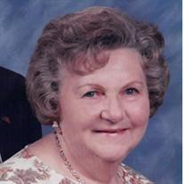 "Mrs. Bessie Lou ""Dusty"" Moyer"