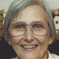 Beryl Louise Shahan