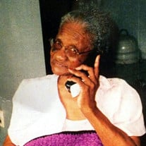 Mrs. Pearl Mae Spencer