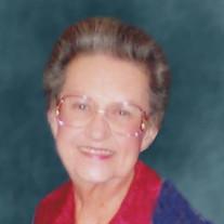 Mrs Fannie P. Reeves