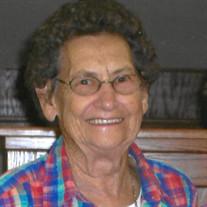 Martha Jane Rodgers