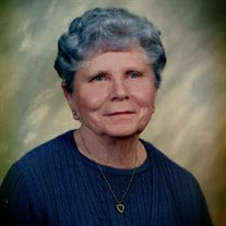 Margaret Ann Turner