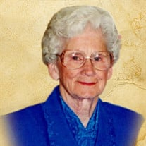 Frances May McNaughton