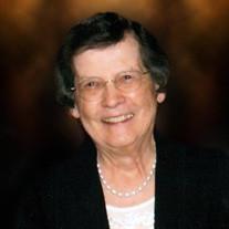 """Mrs. Katharine """"Kash"""" Beaver Hilton"""