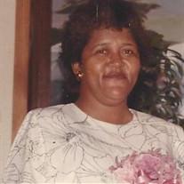 Mrs. Mamie Lou Holloway