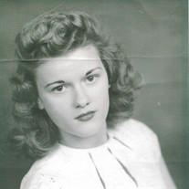 Mrs Sarah Lorraine Nunley