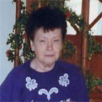 Mrs. Anna Margaret Stauffer