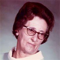 Mrs Elizabeth Medlin