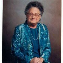 Mrs. Hilda Marcella Vaughan