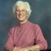 Marjorie Jane Olman Strumer