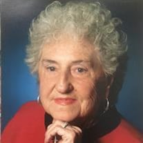 Flora Mae Booth